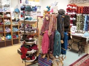 Yarn corner 1