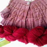 baby sweater silkblend